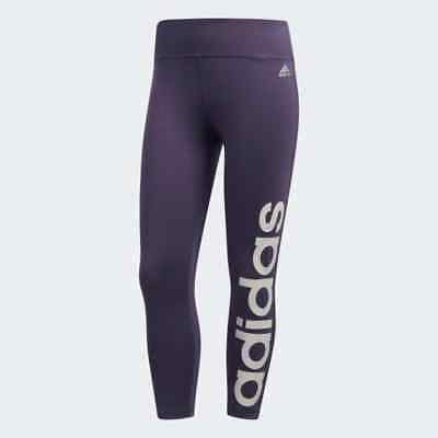95a9b56dcb2 ADIDAS Women's Climalite Mix Fab 3/4 Mid-Rise Training Tights NWT Size: