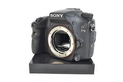 Sony Alpha a77 II 24.3MP Digital SLR Camera - Black (Body Only) #J37059