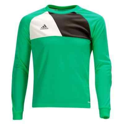 d6319811656 ADIDAS Men's Soccer Assita 17 Goalkeeper Jersey NWT Energy Green SIZE:  MEDIUM