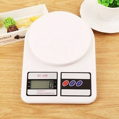 10kg/1g Precision Electronic Digital Kitchen Food Weight Scale Home Tool WL P6K7