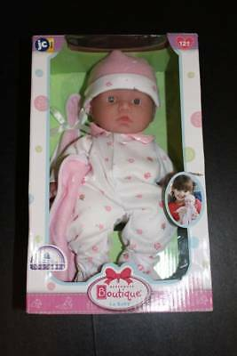 New BERENGUER Boutique La Baby Doll In Box Pink Floral