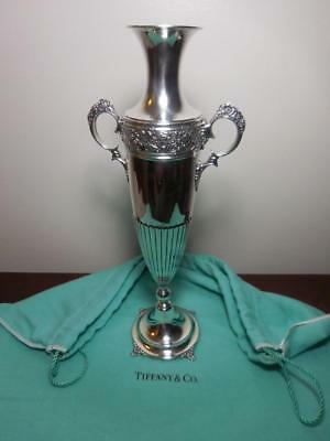 Antique Tiffany & Co - Sterling Silver Bud Vase - Circa 1892/1893