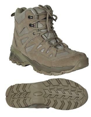Voodoo Tactical 04-9680 Low Cut 6-Inch Desert Tan Boot