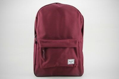 8492de344a The Herschel Supply Co. Classic 22L 10001-00746 Windsor Wine Canvas Backpack