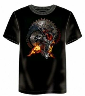 VF Mens T-Shirt Herren, mit Backprint Alpha Rider