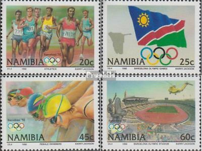 Lovely Namibia Southwest 972-981mh complete.issue. Stamp Booklet Unmounted Mint / N