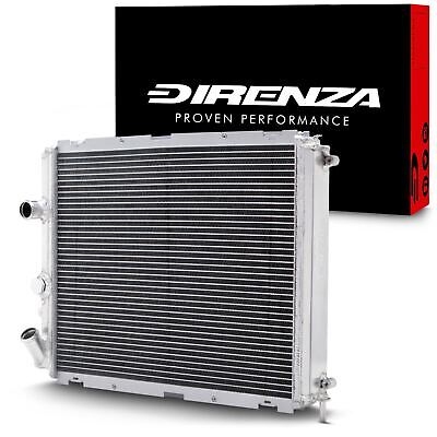 DIRENZA 40mm ALLOY RACE RADIATOR RAD FOR RENAULT CLIO 172 182 2.0 16V SPORT AC
