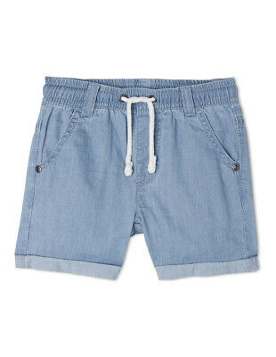 NEW Sprout Boys Essential Short Denim