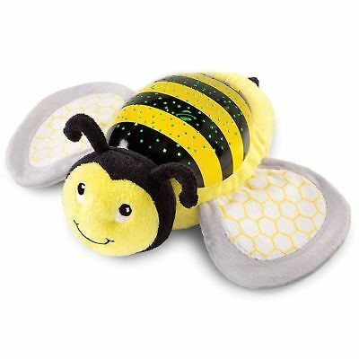 NEW Summer Infant Slumber Buddies Bumble Bee Soother Yellow L@@K