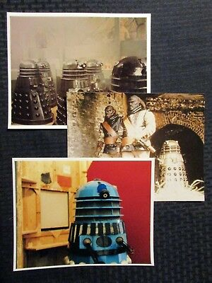 Doctor Who All Hail the New Daleks 8 x 10 Glossy Photo Postcard NEW UNUSED #367