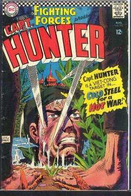 Our Fighting Forces #102 in Very Fine minus condition. DC comics