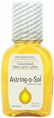 Astring-O-Sol Mouthwash, Original, 8 oz (9 Pack)