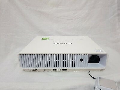 Casio XJ-M146 DLP LED HDMI Projector with 18500+ Lamp hours Grade A with cables