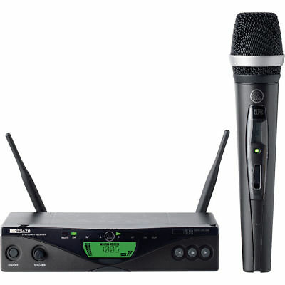 NEW - AKG WMS 470 Vocal Set C5 Wireless Microphone System (WMS470)