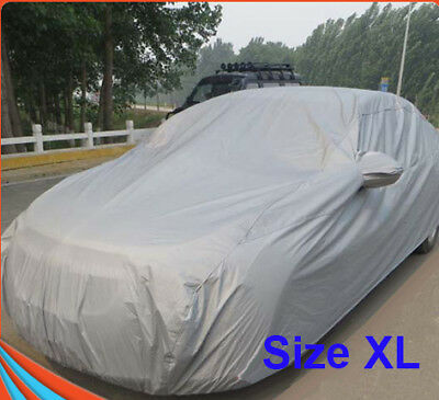 XL Car Cover UV Resistance Anti Scratch Dust Dirt Full Protection