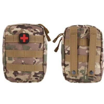 Portable First Aid Bag Survival Kit EMT Pouch Tactical Medical Pouch Waterproof