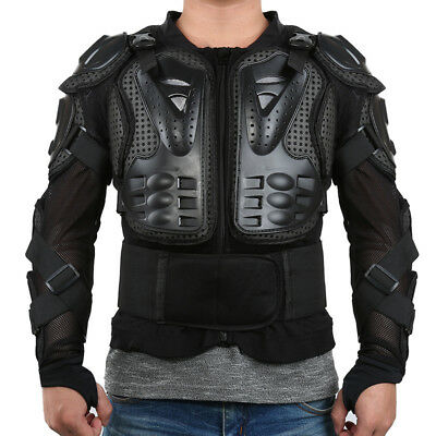 Motorbike Motorcycle Motocross Full Body Armour Protection Spine Protector lm1