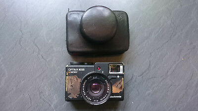 Agfa Optima 1035 sensor electronic mit Solitar 2,8/40mm Optik