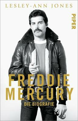 Freddie Mercury | Lesley-Ann Jones | deutsch | NEU