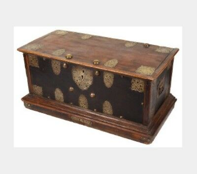 A 17th Century Continental Trunk.