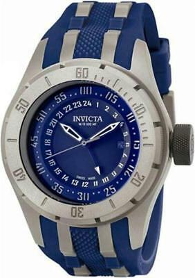 Invicta 0225 Specialty Coalition Forces Swiss Made GMT Date Titanium Mens Watch