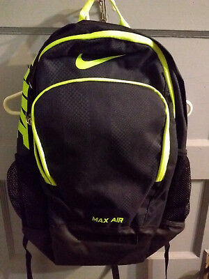 NIKE MAX AIR TEAM TRAINING ADULT UNISEX BACKPACK w 15