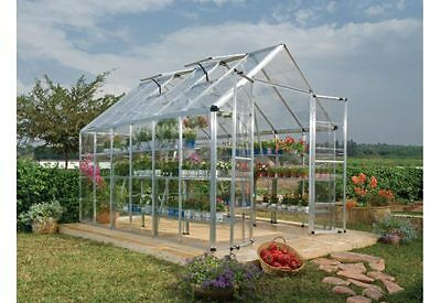 Snap and Grow 6 x 16 Greenhouse
