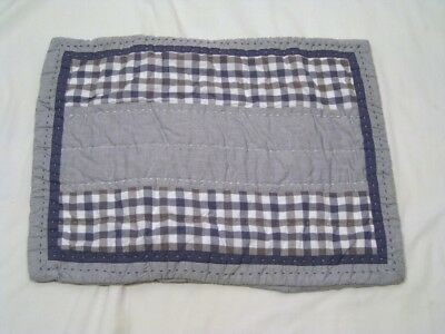 Pottery Barn Kids Flying Friends Quilted Small Sham
