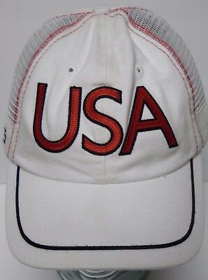 2004 USA OLYMPIC TEAM ATHENS GREECE Roots OLYMPICS CAP HAT United States  America f64c3d9f4e73