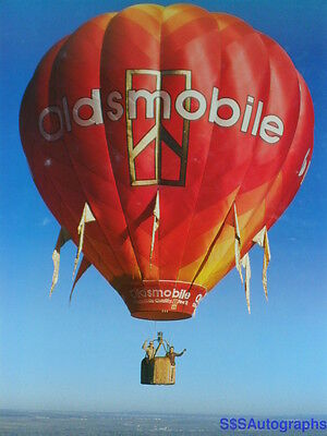 LB02 VINTAGE LE BALLON HOT AIR BALLOON FRENCH ADVERTISING A3 POSTER PRINT