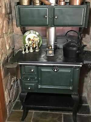 cast iron combustion wood stove