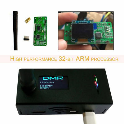 MMDVM Hotspot Module +OLED +Antenna Support P25 DMR YSF for Raspberry Pi In AU