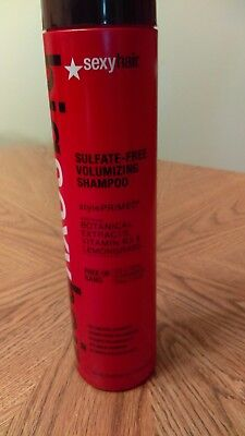 Big Sexy Hair Sulfate-Free Volumizing Shampoo 10oz
