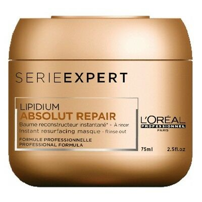 Loreal Expert Serie Absolut Repair Lipidium Maske 75ml (13,20€/100ml)