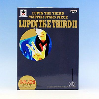 Lupine III MASTER STARS PIECE LUPIN THE THIRD II MSP Figures Collectibles