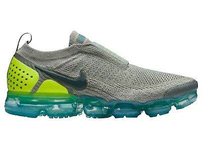 Nike Air Vapormax Flyknit Moc 2 AH7006-300 Mica Green Running Shoes Size 13