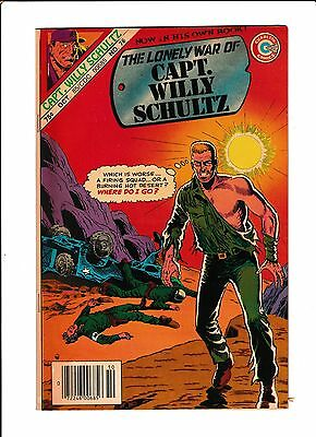 Capt. Willy Schultz No.76   : 1985 :   : Wrecked Jeep Cover! :