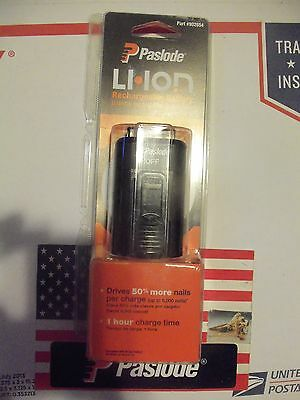 New Paslode Cordless Lithium Ion Rechargeable Battery 902654, Framing Nailer USA