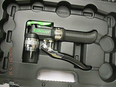 Hilmor - Compact Swage Tool - 1839025 (Handle Only, No Expander Heads Included)