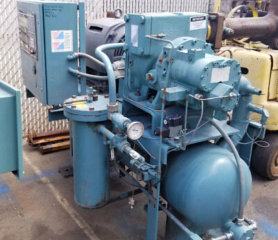 Frick Screw Compressor Rxb-30H
