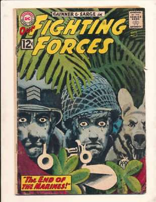 Our Fighting Forces #71 in Very Good minus condition. DC comics