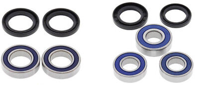Wheel Front And Rear Bearing Kit for Suzuki 400cc DRZ400S 2000 - 2015