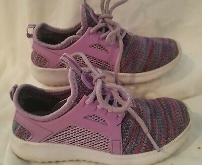 50ef462fa8aef Girls C9 Champion Cushion Fit Athletic Sneakers Shoes Lilac Size 13 (3141)