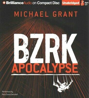Bzrk Apocalypse by Michael Grant (CD-Audio, 2015)