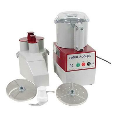 Robot Coupe - R2N - 3 qt Commercial Food Processor w/ Continuous Feed