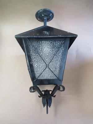 Verandah light, ceiling light, vintage