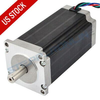 Nema 23 57mm Stepper Motor High Torque 3Nm(425oz.in) 4.2A CNC Mill Lathe Router