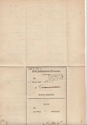 25.10.1861 - Post-Insinuations-Document - GOMMERN - CALBE - (E26)