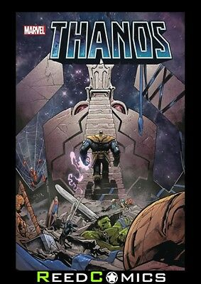 THANOS WINS BY DONNY CATES SHAW DM VARIANT GRAPHIC NOVEL (2016) #13-18, Annual 1