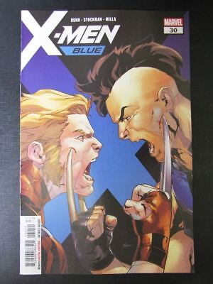 X-Men Blue #30 - August 2018 - Marvel Comic # 15A95